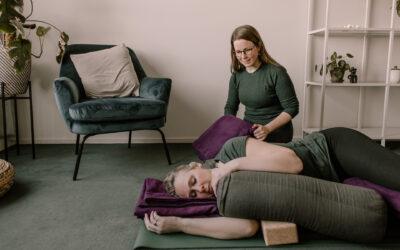 Yoga tijdens je menstruatie