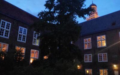 Yogatherapie in Utrecht in een prachtig oud klooster